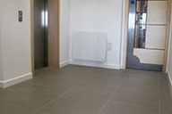 Contract flooring by Steve Diston